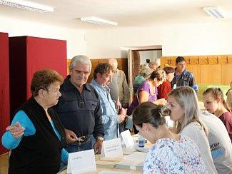 Komunální a senátní volby na Domažlicku.