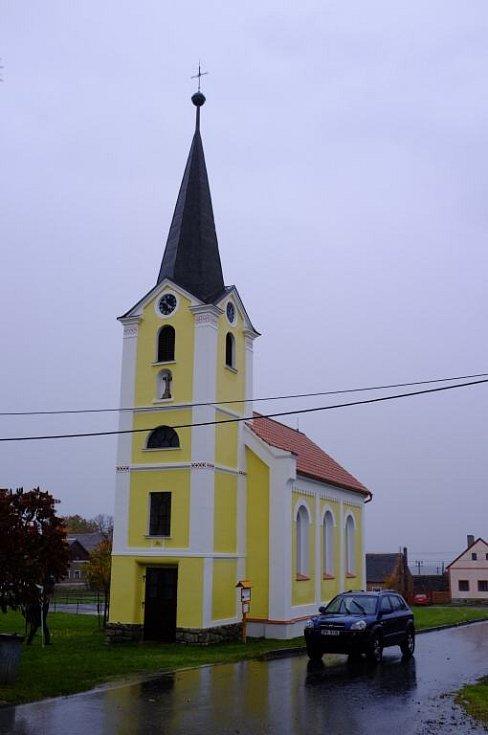 Kaple ve Velkém Malahově.
