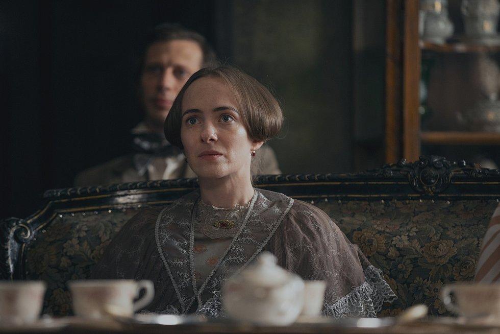 Série Božena, kterou uvádí Česká televize, připomíná i pobyt Boženy Němcové v Domažlicích.