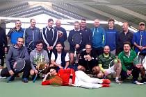 Tenisté odstartovali na konci roku 2018 oblíbenou soutěž Dotiko Tenis Tour.