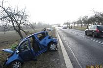 Nehoda u Draženova.