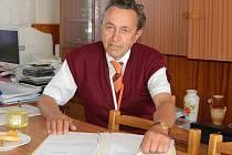 Josef Šimánek, ředitel SÚS Domažlice.