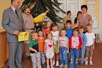 Předškoláci z Pasečnice získali hned dvě ocenění