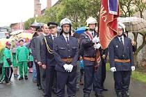 Oslava 135. výročí založení SDH Kout na Šumavě.