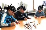 Postřekovská škola zpříjemnila den zápisu budoucím prvňáčkům pirátskou hrou a šátky.