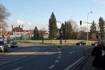 TADY LIDL NEBUDE. Pozemek na atraktivním místě v centru města není určen pro komerční využití.