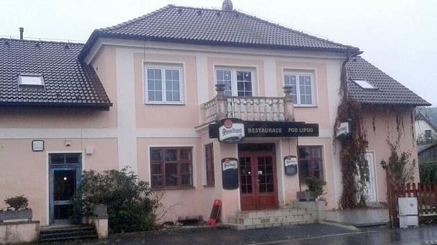 Tato restaurace v Prapořištích je už zavřená.