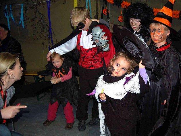 Halloween ve Šnajberku.