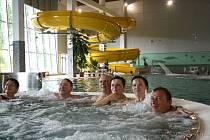 2190bf7dbba Centrum vodní zábavy Kdyně.