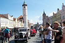 Na letošní mezinárodní jízdu spolehlivosti dorazilo více než 110 účastníků.