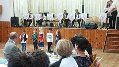 Ze setkání se seniory v Zahořanech