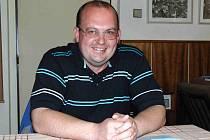 JIŘÍ PAJDAR. Předseda SK Draženov si fotbalovým klubem prošel takzvaně od píky. Začínal jako žák a po skončení fotbalové kariéry ze zdravotních důvodů se stal členem výboru.