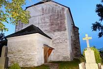 Kulturní památka, kostel sv. Václava, bude hostit zajímavou výstavu.