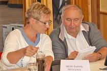 JAN PANGRÁC (KSČM) vystoupil s kritikou postupu Výboru pro kulturu a cestovní ruch.