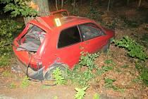 Nehoda u Kdyně