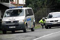 Policejní kontroly. Ilustrační foto.
