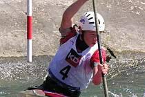 Jakub Hojda  vyhrál ve slovinském Tacenu zlatou medaili na mistrovství Evropy žactva.