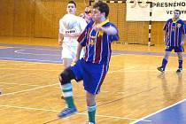 Futsalista Hynek Hanáčík.