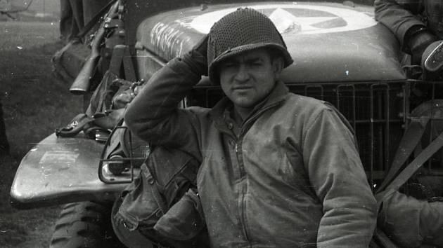 Z druhé světové války.