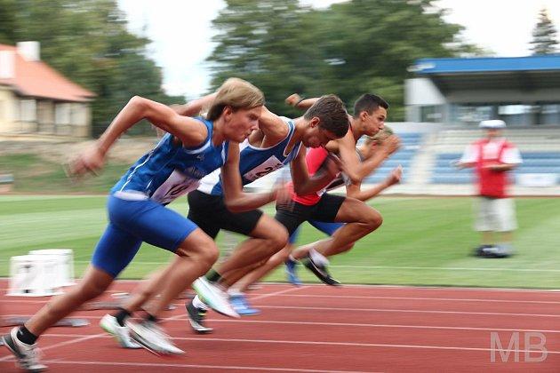 Vneděli 16.srpna se koná vDomažlicích 55.ročník atletického mítinku Chodská 1500.
