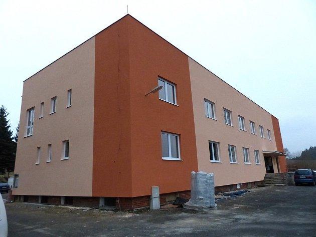 Jak se změnil Kulturní dům Újezd.