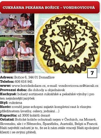 7. Cukrárna Pekárna Bořice.
