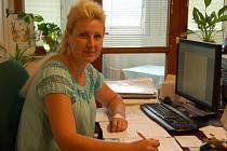 Kamila Bendová, ředitelka domažlického Domina.