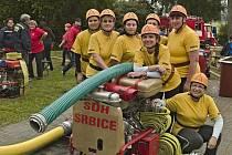 Z 3. kola hasičské veteránské ligy.