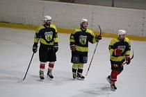 Hokejisté HC Sokol Díly v sobotu zakončí sezonu ve skupině C krajské soutěže utkáním proti předposledním Vejprnicím.