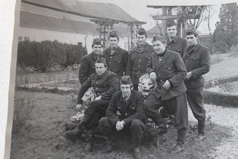Jiří Kliment zavzpomínal na svůj profesní život, jež se téměř celý točil kolem hasičů.