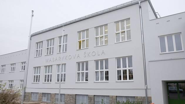 Holýšovská školka po rekonstrukci.