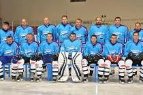 Hokejisté HC Tempo Staňkov vyhráli skupinu C krajské soutěže a po jedné z nejvydařenějších sezon v historii klubu opět slaví mistrovský titul. Zdroj: