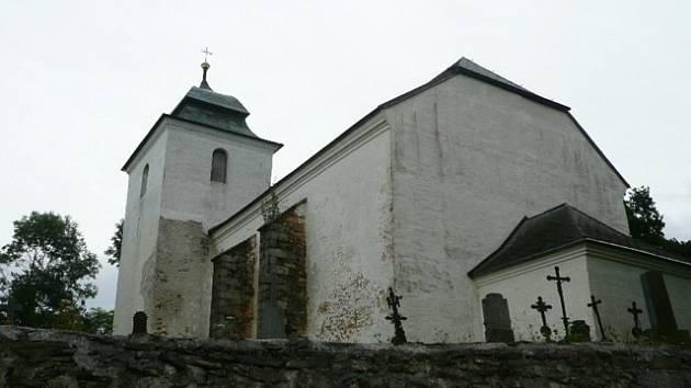 Hora Svatého Václava. Kostel.