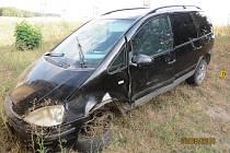 Mladík řídil vůz i přes několik zákazů řízení.