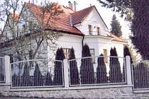 Vrbova vila v Domažlicích.