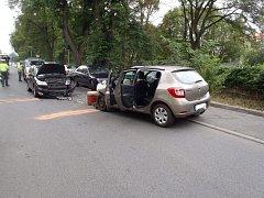 Dopravní nehodu způsobil mikrospánek