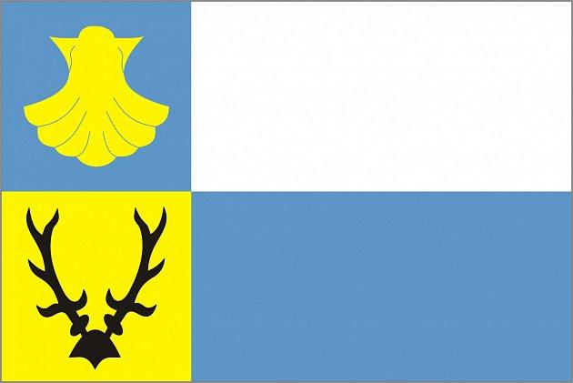 Vlajka Staňkova.