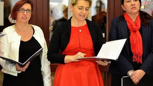 Canzonetta vystoupila v domažlickém Kulturním centru Pivovar.