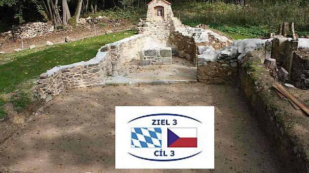 Kostel sv. Jiří bylo možno takto upravit díky evropským fondům, konkrétně Programu Cíl 3 Česká republika – Svobodný stát Bavorsko
