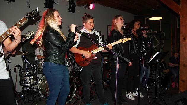 Rock Band Blovice.