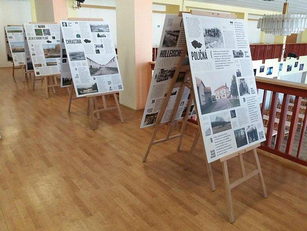 Výstava v Holýšově.