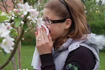 Alergici letos trpí již od konce ledna.