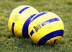 Fotbal - ilustrační snímek.