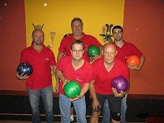 Bowlingový tým Kdynia.