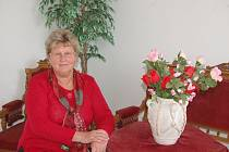 Ludmila Rousová už nebude starostka Všerub, svoji funkci předá mladším.