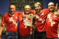 Zatímco Domažlická bowlingová liga poznala svého týmového šampiona pro sezonu 2019/20 B.S.P. už v červnu, Kdyňská bowlingová liga si na něj ještě musí počkat, přinejhorším až do ledna příštího roku.