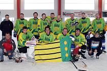 Hokejisté HC Sokol Díly.