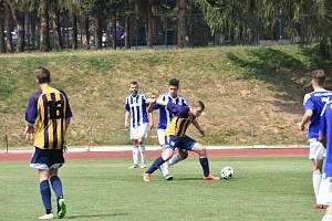 Jiskra v generálce nasázela Doubravce pět gólů.
