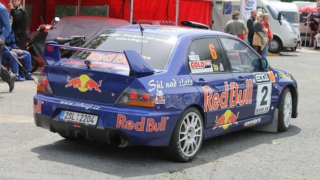 Po roce se do korábských serpentin vrátil jeden ze závodů do vrchu seriálu EDDA cup.