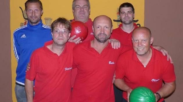 Do semifinále Kdyňské bowlingové ligy postoupili i hráči Kdynia.